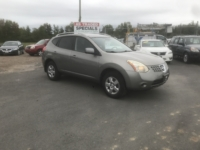 2008 Nissan Rouge, 157,000 km's, 4 cyl, automatic, AWD, air, power windows/locks, CD player with aux port, key-less entry, cruise, inspected until September 2022. $5,995.00 Contact Greg at East Coast Wheels 1(506) 447-1212.
