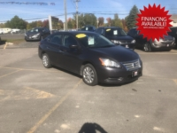 2015 Nissan Sentra, 142,000 km's, 4 cyl, automatic, air, cruise, navigation, USB, Aux port, Bluetooth, heated seats, key-less entry, alloy wheels, power windows and locks, inspected until March 2022 and more. $7,995.00 with financing available on approved credit. Contact Greg at East Coast Wheels 1(506) 447-1212.