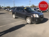 2014 GMC Terrain, 161,000 km's, automatic, 2WD, power windows/locks, air, USB, AUX port, back-up camera, key-less entry, heated seats, inspected until March 2022 and more. $6,995.00 Financing available on approved credit. Contact Greg at East Coast Wheels 1(506) 447-1212.