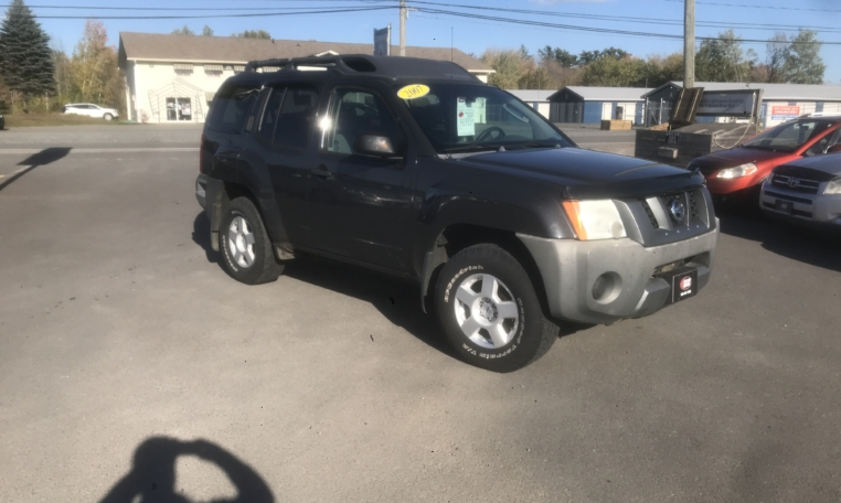 2007 Nissan X Terra, 186,000 km's, V6, automatic, 4X4, air, cruise, power windows/locks, CD player, key-less entry, alloy wheels, inspected until August 2022. $6,995.00 Contact Greg at East Coast Wheels 1(506) 447-1212.