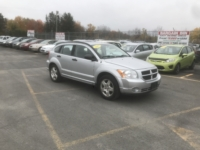 2007 Dodge Caliber, 201,000 km's, 4 cyl, automatic, air, cruise, CD player, AUX port, key-less entry, sunroof, power windows and locks, new 2 year M.V.I and more. $3,995.00 Contact Greg at East Coast Wheels 1(506) 447-1212.