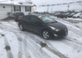 2013 Hyundai Elantra, 114,800 km's, 4 cyl, automatic, air, sunroof, Bluetooth, USB, Aux port, power windows and locks, key-less entry, cruise, heated seats, inspected until February 2023. $7,995.00 Contact Greg at East Coast Wheels 1(506) 447-1212.