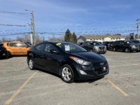 2012 Hyundai Elantra, 211,000 km's, 4 cyl, 6 speed manual, air, cruise, sunroof, key-less entry, heated front seats, Bluetooth, USB, Aux port, power windows and locks, inspected until April 2023 and more. $4,995.00 Contact Greg at East Coast Wheels 1(506) 447-1212.