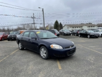 2008 Chevrolet Impala LS, 193,000 km's, V6, automatic, air, power windows and locks, cruise, CD player, Aux port, key-less entry, inspected until June 2022 and more. As traded special, $3,995.00 Contact Travis at East Coast Wheels 1(506) 461-9555.