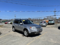 2012 Subaru Forester, 79,000 km's, 4 cyl, AWD, automatic, air, cruise, CD player, Bluetooth, Aux port, key-less entry, power windows and locks, alloy wheels, heated front seats and more. $11,900.00 Contact Greg at East Coast Wheels 1(506)447-1212.