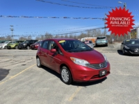 2014 Nissan Versa Note, 121,000 km's, 4 cyl, 5 speed manual, air, CD player, aux port, power windows and locks, remote start, key-less entry, cruise, inspected until December 2022 and more. $7,995.00 with financing available on approved credit. Call Travis at East Coast Wheels 1(506) 461-9555.