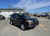 2013 Kia Sorento LX, 226,000 km's, 2WD, 4 cyl, automatic, power windows and locks, key-less entry, air, heated seats, CD player, Bluetooth, USB, Aux port, inspected until March 2023 and more. $5,995.00 Contact Travis at East Coast Wheels 1(506)461-9555.
