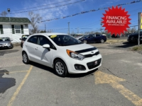 2013 Kia Rio5, 163,000 km's, 4 cyl, automatic, air, cruise, power windows and locks, heated seats, Bluetooth, USB, Aux port, key-less entry, inspected until February 2023 and more. $5,995.00 Contact Greg at East Coast Wheels 1(506)447-1212.