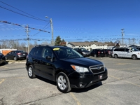 2015 Subaru Forester 2.5i Premium, 261,000 km's, 4 cyl, AWD, automatic, air, cruise, CD player, Bluetooth, USB, Aux port, key-less entry, alloy wheels, heated front seats, inspected until May 2023 and more. $6,995.00. Contact Greg at East Coast Wheels 1(506) 447-1212.