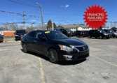 2014 Nissan Altima S, 143,000 km's, 4 cyl, automatic, air, cruise, Bluetooth, USB, Aux port, power windows and locks, push-button start and key-less entry, alloy wheels, inspected until September 2022 and more. $7,995.00 with financing available on approved credit. Contact Greg at East Coast Wheels 1(506)447-1212.