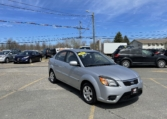 2011 Kia Rio EX, 89,000 km's, automatic, air, cruise, CD player, Aux port, Bluetooth, key-less entry, power windows and locks, heated seats, inspected until March 2022 and more. $5,995.00. Contact Greg at East Coast Wheels 1(506) 447-1212.