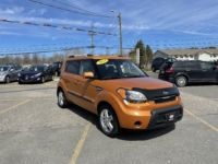 2011 Kia Soul 2U, 149,000 km's, 4 cyl, 5 speed manual, air, cruise, heated seats, power windows and locks, key-less entry, alloy wheels, Bluetooth, USB, Aux port, inspected until July 2022 and more. $5,995.00 Contact Travis at East Coast Wheels 1(506) 461-9555.