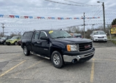 2012 GMC Sierra, 199,000 km's, V6, automatic, 2WD, air, cruise, CD player, Aux port, extended cab, colour match rear cap, inspected until September 2022 and more. $ 10,995.00. Contact Greg at East Coast Wheels 1(506) 447-1212.
