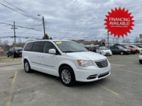 2015 Chrysler Town & Country, 171,000 km's, V6, automatic, air, cruise, CD player, Aux port, USB, Bluetooth, power windows and locks, remote start, alloy wheels, heated leather, power sliding doors and rear hatch, inspected until April 2023 and more. $10,995.00 with financing available on approved credit. Contact Greg at East Coast Wheels 1(506)447-1212.