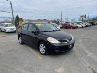 2008 Nissan Versa SL, 184,000 km's, automatic, air, cruise, CD player, with Aux port, key-less entry, CD player, Aux port, inspected until November 2022 and more. $3,995.00. Contact Travis at East Coast Wheels 1(506) 461-9555.