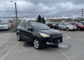 2015 Ford Escape SE, 212,000 km's, 4 cyl, AWD, air, power windows and locks, heated leather seats, key-less entry, push-button start, Bluetooth, USB, Aux port, sunroof, infotainment screen, Microsoft Sync, alloy wheels, inspected until August 2022. $9,995.00 Contact Travis at East Coast Wheels 1(506) 461-9555.