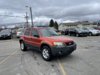 2006 Ford Escape XLT, 237,000 km's, V6, automatic, AWD, air, cruise, alloy wheels, CD player, power windows and locks, key-less entry, inspected until June 2022 and more. $2,995.00 As traded special. Contact Travis at East Coast Wheels 1(506) 461-9555.