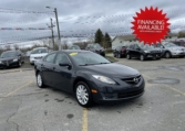 2013 Mazda 6, 130,000 km's, automatic, air, cruise, Bluetooth, Aux port, power windows and locks, alloy wheels, key-less entry, inspected until May 2022 and more. $6,995.00 with financing available on approved credit. Contact Greg at East Coast Wheels 1(506) 447-1212.