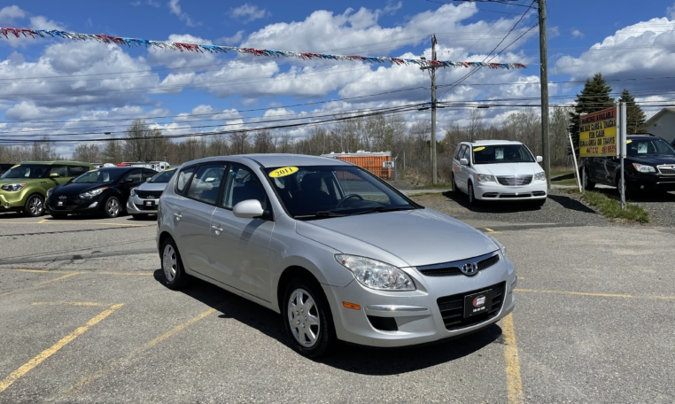 2011 Hyundai Elantra Touring, 201,000 km's, 4 cyl, automatic, air, cruise, power windows and locks, CD player, Aux port, key-less entry, inspected until June 2022 and more. $5,995.00 Contact Travis at East Coast Wheels 1(506) 461-9455.
