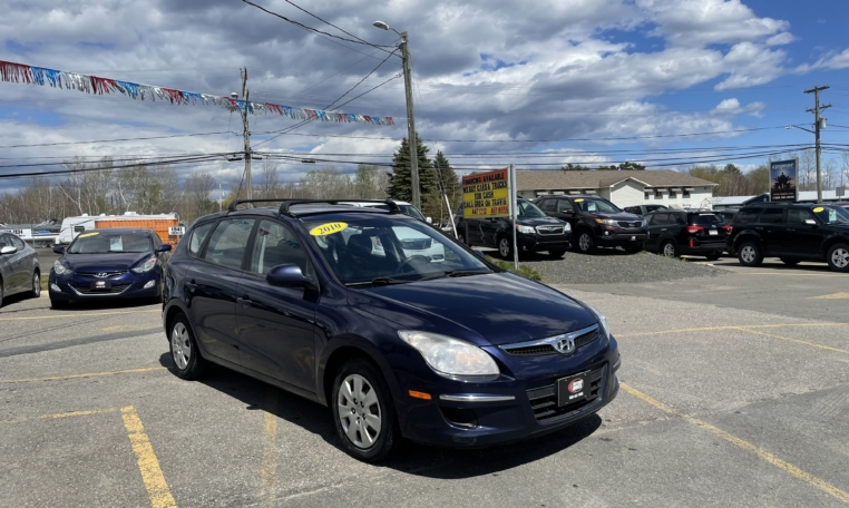 2010 Hyundai Elantra Touring, 208,000 km's, 4 cyl, automatic, air, power windows/locks, Alpine deck with USB and Bluetooth, inspected until March 2023 and more. $4,995.00 . Contact Greg at East Coast Wheels 1(506) 447-1212.