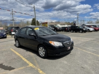 2009 Hyundai Elantra, 196,000 km's, 4 cyl, automatic, air, cruise, heated seats, Aux port, power windows and locks, key-less entry, inspected until April 2022 and more. $4,995.00 Contact Travis at East Coast Wheels 1(506) 461-9555.