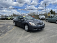 2011 Nissan Altima 2.5 S, 202,000 km's, 4 cyl, automatic, air, cruise, CD player, Aux port, power windows and locks, key-less entry, inspected until September 2022 and more. $4,995.00 Contact Travis at East Coast Wheels 1(506) 461-9555.