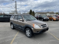 2004 Honda CR-V, 279,000 km's, 4 cyl, AWD, automatic, air, cruise, heated leather, sunroof, power windows and locks, CD player, alloy wheels, key-less entry, inspected until July 2022 and more. $2,995.00 As traded special. Contact Greg at East Coast Wheels 1 (506) 447-1212.