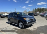 2011 Kia Sorento EX, 180,000 km's, V6, AWD, automatic, heated front seats, CD player, Bluetooth, USB, Aux port, key-less entry, push-button start, cruise, alloy wheels, power windows and locks, fog lamps, inspected until June 2023 and more. $6,995.00 Contact Greg at East Coast Wheels 1(506) 447-1212.