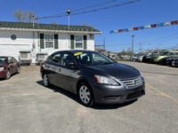 2014 Nissan Sentra SL, 189,000 km's, 4 cyl, automatic, air, cruise, CD player, Bluetooth, Aux port, power windows and locks, key-less entry, inspected until July 2022 and more. $5,995.00 Contact Travis at East Coast Wheels 1(506) 461-9555.