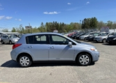 2010 Nissan Versa, 187,000 km's, 4 cyl, automatic, air, power windows and locks, CD player, key-less entry, Aux port, inspected until July 2022, and more. $4,995.00 Contact Travis at East Coast Wheels 1(506) 461-9555.