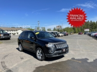 2015 Jeep Compass High Altitude, 168,000 km's, 4 cyl, 4X4, automatic, air, heated leather, power windows and locks, CD player, Bluetooth, USB, Aux port, sunroof, alloy wheels, cruise, key-less entry, inspected until March 2023 and more. $7,995.00 with financing available on approved credit. Contact Travis at East Coast Wheels 1(506) 461-9555.