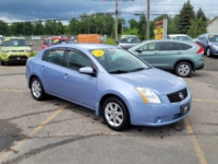 2009 Nissan Sentra SV, 88,600 km's, automatic, air, Aux port, CD player, power windows/locks, key-less entry, alloy wheels, inspected until February 2023, and more. $5,995.00 Contact Greg at East Coast Wheels 1(506) 447-1212.