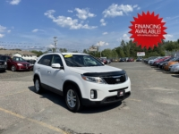 2014 Kia Sorento GDI, 122,000 km's, 4 cyl, AWD, automatic, air, cruise, heated seats, CD player, Bluetooth, USB, AUX port, power windows and locks, key-less entry, alloy wheels, inspected until July 2023, and more. $11,900.00 with financing available on approved credit. Contact Travis at East Coast Wheels 1(506) 461-9555.