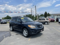 2010 Hyundai Santa Fe, 158,000 km's, 4 cyl, FWD, air, cruise, CD player, power windows and locks, key-less entry, Bluetooth, USB, Aux port, alloy wheels, inspected until January 2023, and more. $5,995.00 Contact Greg at East Coast Wheels 1(506) 447-1212.