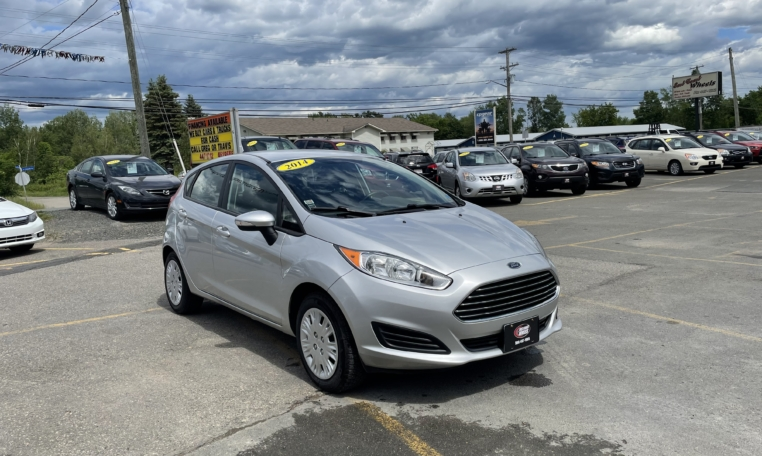 2014 Ford Fiesta SE, 80,000 km's, 4 cyl, 5 speed, air, cruise, Bluetooth, USB, AUX port, power windows and locks, key-less entry, heated seats, inspected until July 2023, and more. $5,995.00 Contact Travis at East Coast Wheels 1(506) 461-9555.