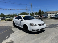 2008 Pontiac G5, 155,100 km's, 4 cyl, automatic, air, power windows and locks, sunroof, key-less entry, alloy wheels, inspected until February 2022, and more. $5,995.00 Contact Greg at East Coast Wheels 1(506) 447-1212.