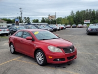 2012 Suzuki Kizashi, 181,000 km's, 4 cyl, AWD, automatic, air, cruise, CD player, USB, power windows and locks, key-less entry, heated seats, Bluetooth, alloy wheels, inspected until October 2022, and more. $6,995.00 Contact Travis at East Coast Wheels 1(506) 461-9555.