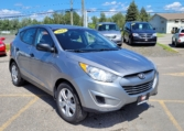 2012 Hyundai Tucson, 170,000 km's, 4 cyl, AWD, automatic, air, cruise, CD player, Bluetooth, USB, AUX port, power windows and locks, key-less entry, heated seats, key-less entry, inspected until September 2022, and more. $8,995.00 Contact Travis at East Coast Wheels 1(506) 461-9555.