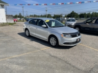 2011 Volkswagen Jetta, 203,000 km's, 4 cyl, 5 speed manual, air, cruise, power windows and locks, CD player, AUX port, heated seats, key-less entry, August 2022, and more. $5,995.00 Contact Greg at East Coast Wheels 1(506) 447-1212.