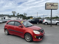 2008 Kia Rio EX, 229,000 km's, 4 cyl, automatic, air, sunroof, power windows and locks, heated seats, USB, alloy wheels, key-less entry, inspected until September 2023, and more. $3,995.00 Contact Greg at East Coast Wheels 1(506) 447-1212.