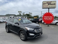 2014 Hyundai Santa Fe Sport, 161,000 km's, 4 cyl, automatic, air, cruise, CD player, Bluetooth, USB, AUX port, key-less entry, alloy wheels, heated seats, sunroof, inspected until November 2022, and more. $11,900.00 with financing available on approved credit. Contact Travis at East Coast Wheels 1(506) 461-9555.