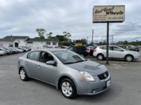 2008 Nissan Sentra S, 4 cyl, 6 speed manual, power windows and locks, air, CD player, AUX port, key-less entry, inspected until July 2022, and more. $2,995.00 As traded special. Contact Greg at East Coast Wheels 1(506) 447-1212.