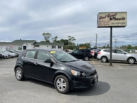 2013 Chevrolet Sonic, 144,000 km's, 4 cyl, automatic, air, cruise, Bluetooth, power windows and locks, key-less entry, alloy wheels, USB, AUX port, sunroof, inspected until September 2023, and more. $5,995.00 Contact Travis at East Coast Wheels 1(506) 461-9555.