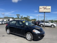 2010 Nissan Versa S, 159,000 km's, 4 cyl, automatic, air, automatic, CD player, AUX port, power windows and locks, key-less entry, inspected until September 2022, and more. $4,995.00 Contact Greg at East Coast Wheels 1(506) 447-1212.