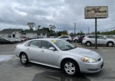 2011 Chevrolet Impala LT, 141,000 km's, V6, automatic, power windows and mirrors, power drivers seat, CD player, air, cruise, inspected until September 2022, and more. $5,995.00 Contact Travis at East Coast Wheels 1(506) 461-9555.