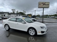 2011 Ford Fusion SE, 183,000 km's, 4 cyl, automatic, air, cruise, CD player, AUX port, power windows and locks, power drivers seat, key-less entry, inspected until October 2023 and more. $5,995.00 Contact Greg at East Coast Wheels 1(506) 447-1212.