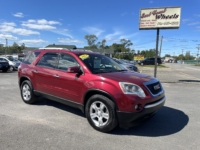 2011 GMC Acadia, 148,000 km's, V6, AWD, 9 passenger, auto, air, power windows and locks, CD player, AUX port, Bluetooth, alloy wheels, cruise, key-less entry, back-up camera, inspected until October 2023 and more. $7,995.00 Contact Greg at East Coast Wheels 1(506) 447-1212.