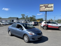 2009 Toyota Yaris CE, 199,000 km's, 4 cyl, automatic, air, power windows and locks, CD player, AUX port, key-less entry, inspected until November 2022 and more. $2,995.00 Taxes included as traded special. Call Greg at East Coast Wheels 1(506) 447-1212.