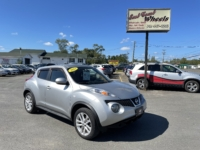 2011 Nissan Juke SV, 152,000 km's, 4 cyl, automatic, air, cruise, CD player, AUX port, Bluetooth, power windows and locks, key-less entry, alloy wheels, inspected until October 2023 and more. $5,995.00 Contact Greg at East Coast Wheels 1(506) 447-1212.