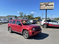 2009 Jeep Patriot, 264,000 km's, 4 cyl, 5 speed manual, air, cruise, power windows and locks, key-less entry, CD player, AUX port, alloy wheels, inspected until December 2022 and more. $2,995.00 Taxes included as traded special. Contact Travis at East Coast Wheels 1(506) 461-9555.